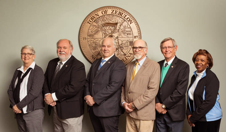 Commissioners Group Shot