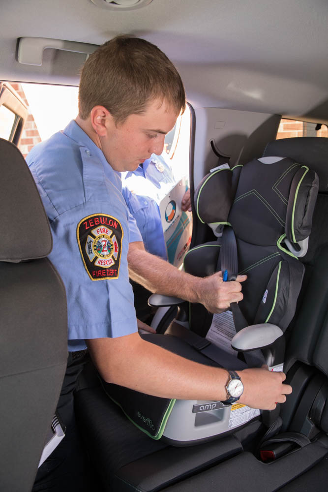Child Safety Seat Check