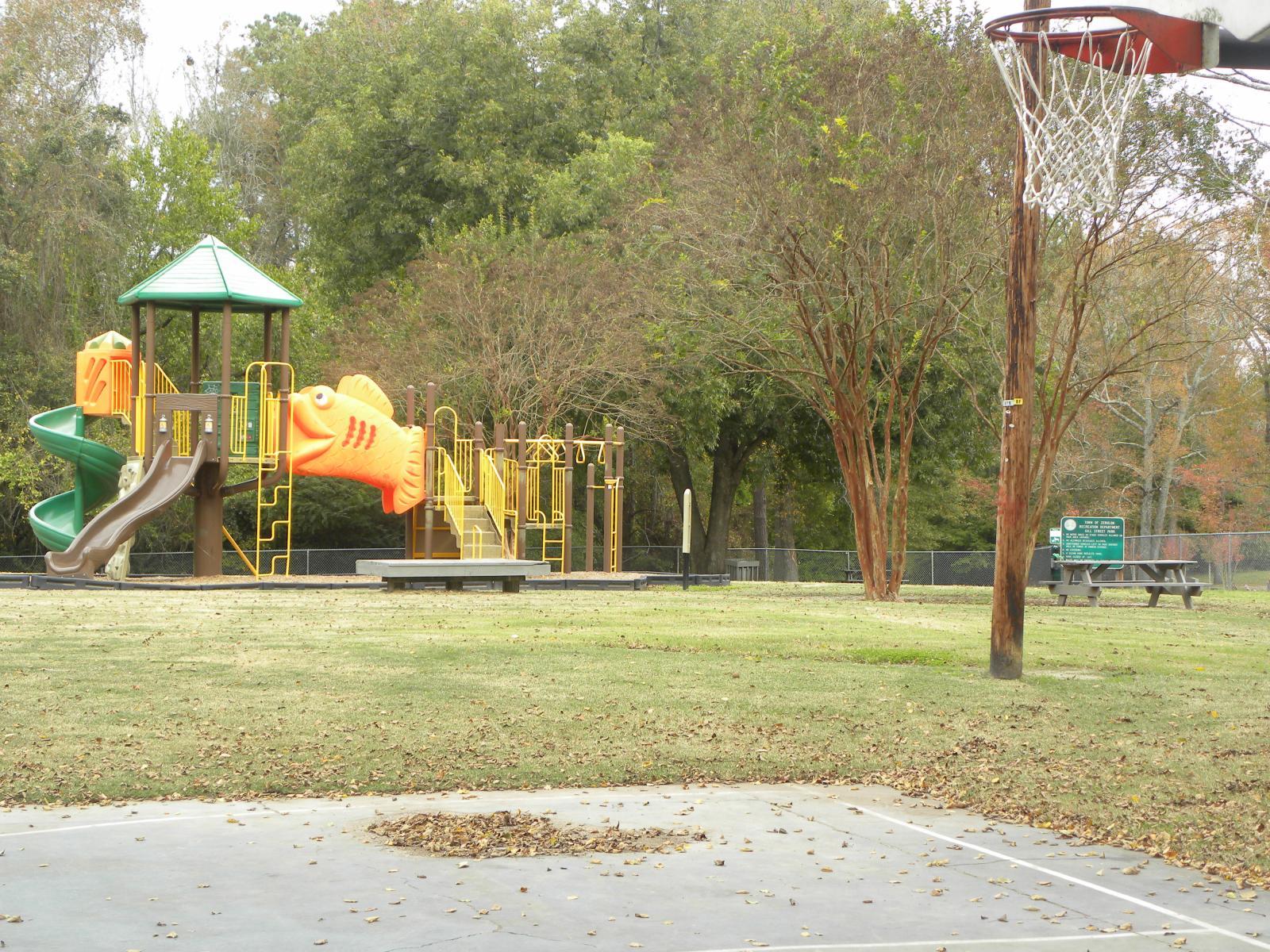 Gill street park