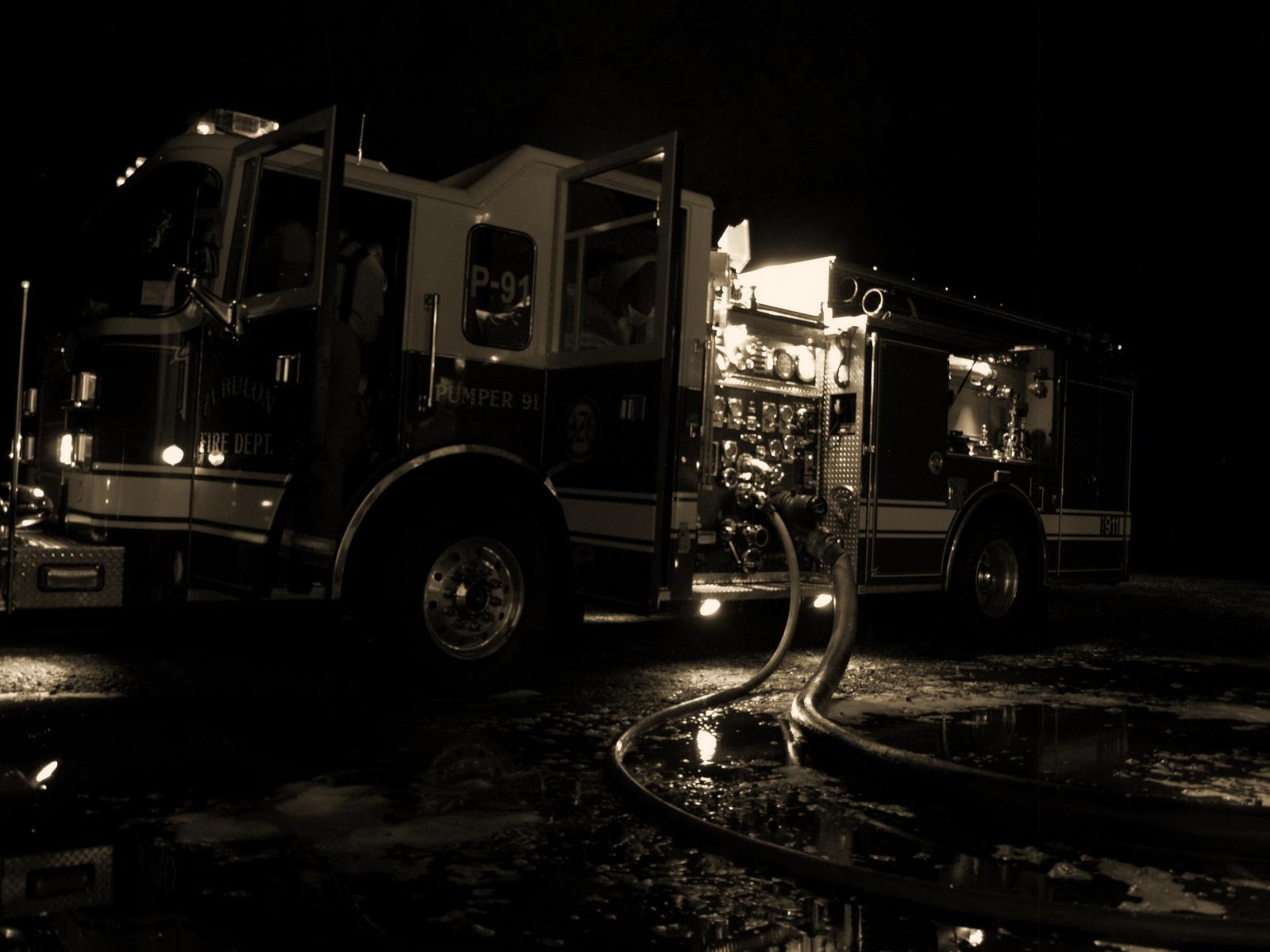 Pumper 91 Night-time